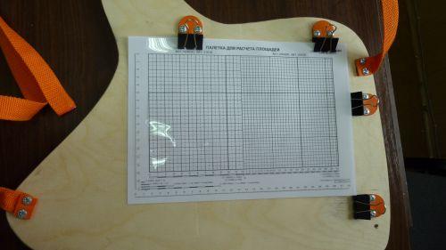 Как сделать палетку по математике своими руками